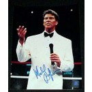"Michael Buffer Autographed 8"" x 10"" Color Photograph (Unframed)"