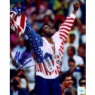 "Magic Johnson Autographed ""1992 Olympic Pose"" 16"" x 20"" Photograph (Unframed)"
