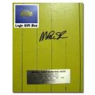 Magic Johnson Autographed L.A. Forum 8'x10' Floor Piece