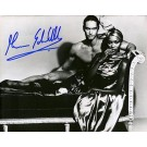 """Marcus Schenkenberg """"On Couch"""" Autographed 8"""" x 10"""" Photograph (Unframed)"""