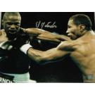 "Ricardo ""El Matador"" Mayorga Autographed vs. Vernon Forrest 11"" x 14"" Photograph (Unframed)"