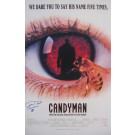 "Tony Todd Autographed Candyman 21"" x 33"" Movie Poster"
