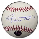 Willie Mays Autographed Major League Baseball
