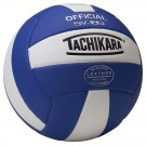 "Tachikara ""Performance"" Indoor / Outdoor Institutional Composite Leather Volleyball (Royal) - SV18S"