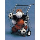Indoor / Outdoor Portable Basket with Wheels by