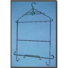 Football Uniform Hangers - Set of 12