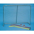 "40""H x 52""W x 18""D Small Hockey Goals - 1 Pair"