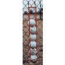 Hanging Softball Holder - Holds 9 Softballs
