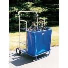 Archery Equipment Transport Cart