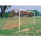 "24'W x 8'H Portable Soccer Goal - 4"" x 4""  Painted Steel (One Pair)"