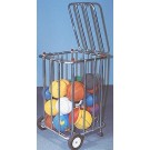 "43""H x 26""L x 28""W Super Heavy-Duty Locking Ball Storage Unit"