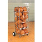 Roll-A-Bout Basketball Carrier (Holds 24 Basketballs)