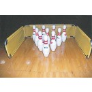 "21""L x 21""W x 32""H Bowling Backstop by"