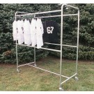 Football Uniform Hanger Rack (Holds approx. 48 Uniforms)