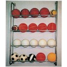 "60""H x 42""L x 11""W Wall Mounted Ball Locker"