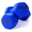 7 lb. Neoprene Dumbbell from TKO Sports