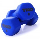 8 lb. Neoprene Dumbbell from TKO Sports