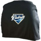 San Diego Padres Head Rest Covers - Set of 2 by