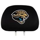 Jacksonville Jaguars Head Rest Covers - Set of 2