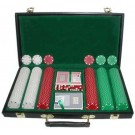 300 Suited Design 11.5g Poker Chip Set in Case