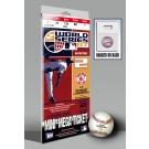 2007 Boston Red Sox World Series Game 2 Mini-Mega Ticket