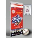 1998 New York Yankees World Series Game 1 Mini-Mega Ticket