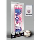 1980 Philadelphia Phillies World Series Game 6 Mini-Mega Ticket