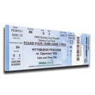 Pittsburgh Penguins 2009 Stanley Cup Champions Mega Ticket