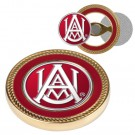 Alabama A & M Bulldogs Challenge Coin with Ball Markers (Set of 2)