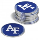 Air Force Academy Falcons Golf Ball Marker (12 Pack)