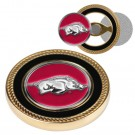 Arkansas Razorbacks  Challenge Coin with Ball Markers (Set of 2)
