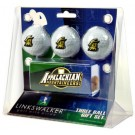 Appalachian State Mountaineers 3 Ball Gift Pack with Hat Clip