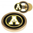 Appalachian State Mountaineers Challenge Coin with Ball Markers (Set of 2)