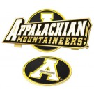 Appalachian State Mountaineers Slider Clip with Golf Ball Marker (Set of 3)