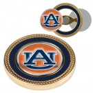Auburn Tigers  Challenge Coin with Ball Markers (Set of 2)