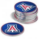 Arizona Wildcats Golf Ball Marker (12 Pack)