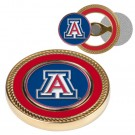 Arizona Wildcats Challenge Coin with Ball Markers (Set of 2)