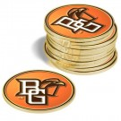Bowling Green State Falcons Golf Ball Marker (12 Pack)
