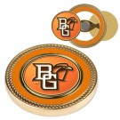 Bowling Green State Falcons Challenge Coin with Ball Markers (Set of 2)