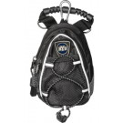 Brigham Young (BYU) Cougars Black Mini Day Pack (Set of 2)