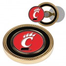 Cincinnati Bearcats Challenge Coin with Ball Markers (Set of 2)