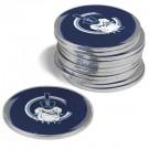 Citadel Bulldogs Golf Ball Marker (12 Pack)