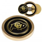 Colorado Buffaloes Challenge Coin with Ball Markers (Set of 2)