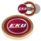 Eastern Kentucky Colonels Challenge Coin with Ball Markers (Set of 2)