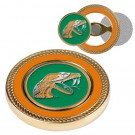 Florida A & M Rattlers Challenge Coin with Ball Markers (Set of 2)