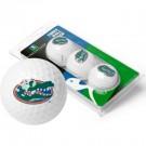 Florida Gators Top Flite XL Golf Balls 3 Ball Sleeve (Set of 3)