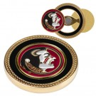 Florida State Seminoles Challenge Coin with Ball Markers (Set of 2)