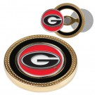 Georgia Bulldogs Challenge Coin with Ball Markers (Set of 2)