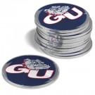 Gonzaga Bulldogs Golf Ball Marker (12 Pack)