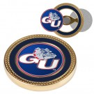 Gonzaga Bulldogs Challenge Coin with Ball Markers (Set of 2)